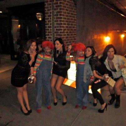 Bachelorette Parties: The Stuff of Nightmares