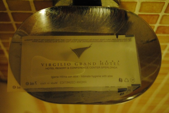 Complimentary Vagina Soap