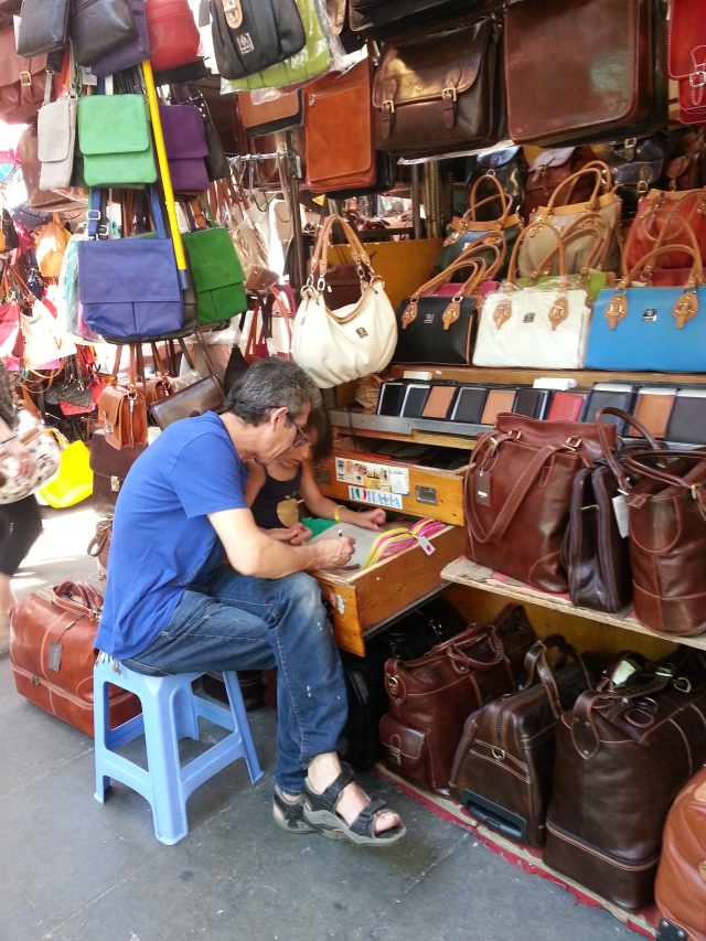 Leather Market Florence