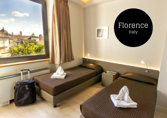 Florence Italy Hostels