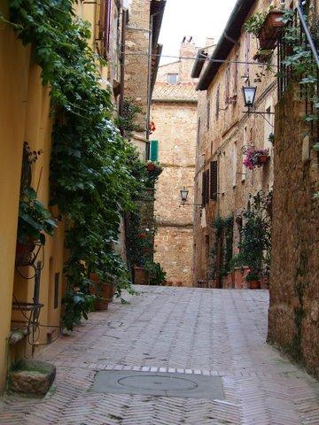 Pienza Italy