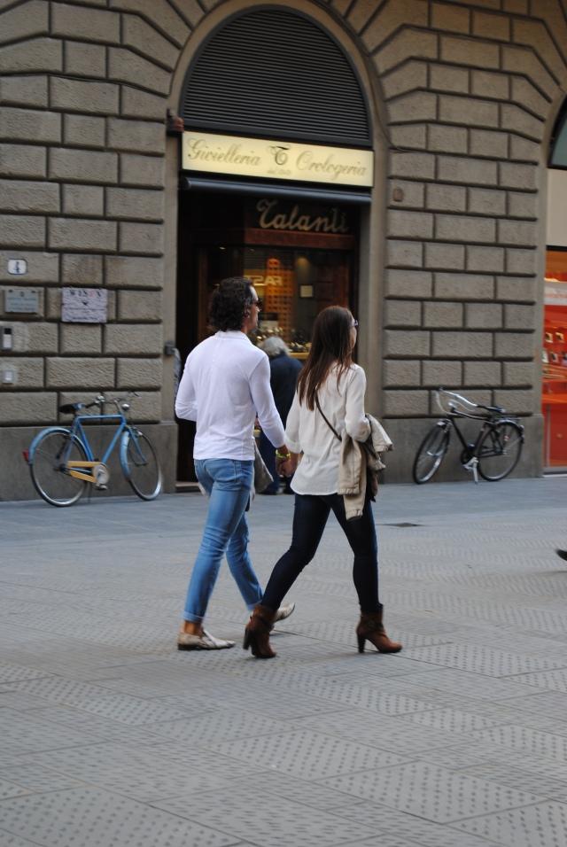 Florence Italy Fashion